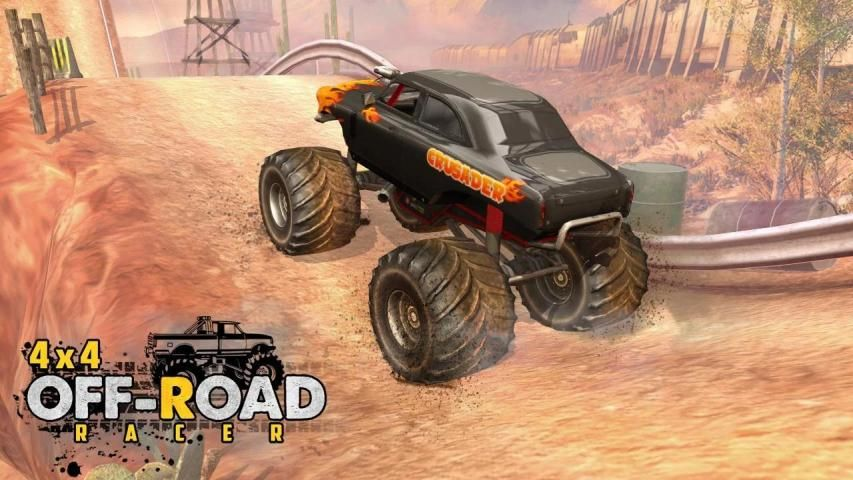 4X4 OffRoad Racer - Racing Games screenshot 5