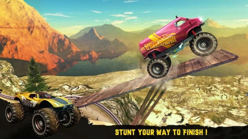 4X4 OffRoad Racer - Racing Games screenshot 10