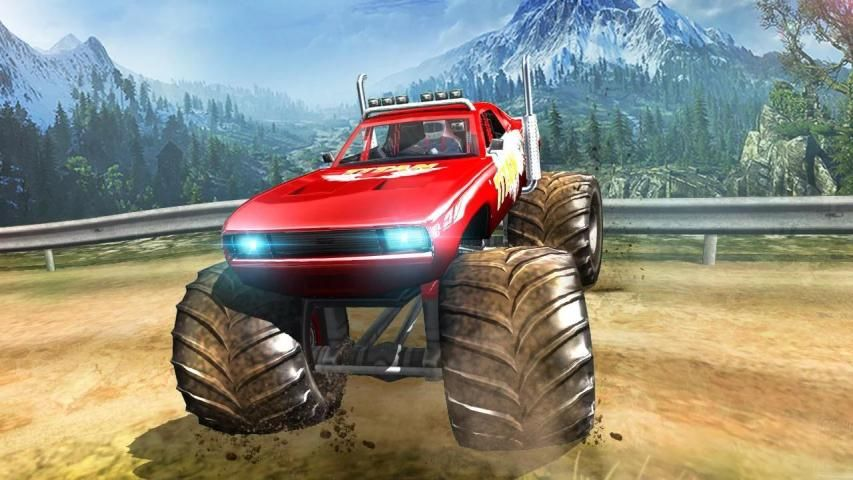 4X4 OffRoad Racer - Racing Games screenshot 2