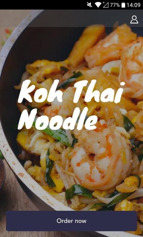 KOH THAI NOODLE screenshot 3