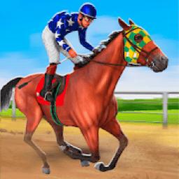 Horse Racing & Stunts Show: Derby Racer أيقونة