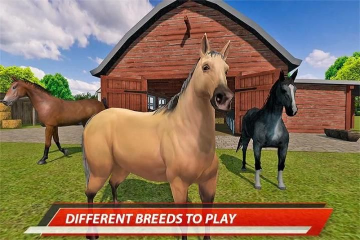 Horse Racing & Stunts Show: Derby Racer 13 تصوير الشاشة