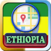 Ethiopia Maps And Direction icon