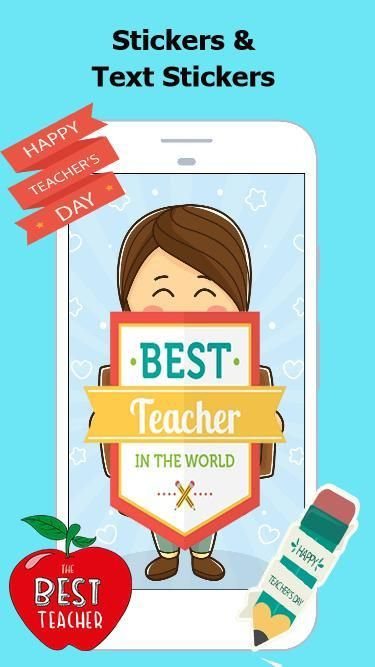 Teachers Day Greetings screenshot 4