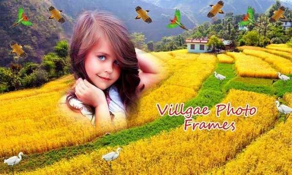 Village Photo Frames New screenshot 7