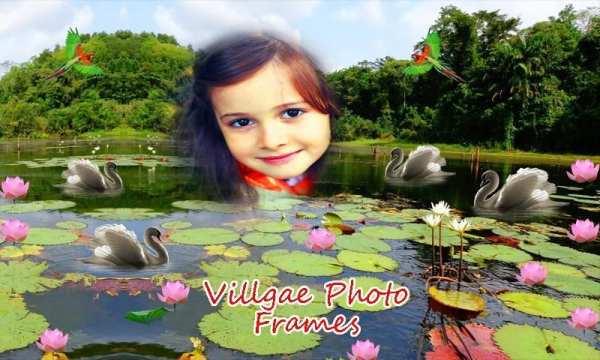 Village Photo Frames New screenshot 3