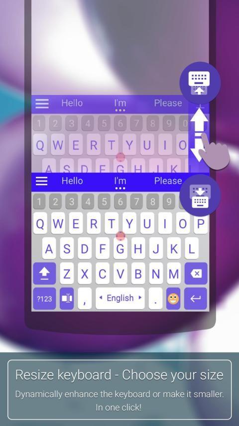 ai.type Free Emoji Keyboard 22 تصوير الشاشة
