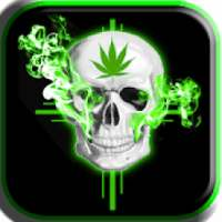 Weed Rasta Live Wallpaper on 9Apps