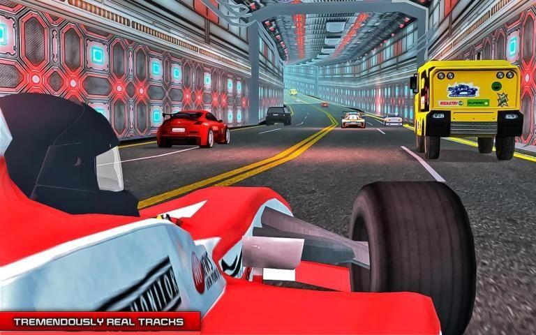 Top Speed Highway Car Racing : free games screenshot 6