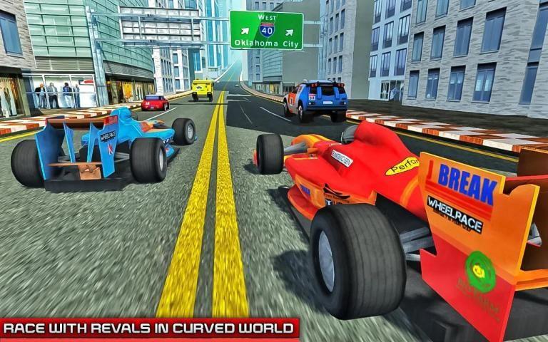 Top Speed Highway Car Racing : free games screenshot 2
