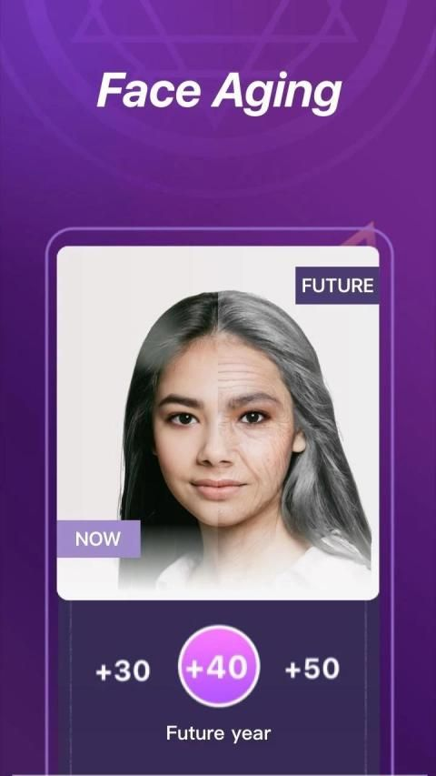 See Future-Aging FaceApp, Palm Scan, Baby Predict screenshot 2