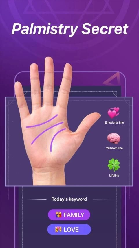 See Future-Aging FaceApp, Palm Scan, Baby Predict screenshot 4