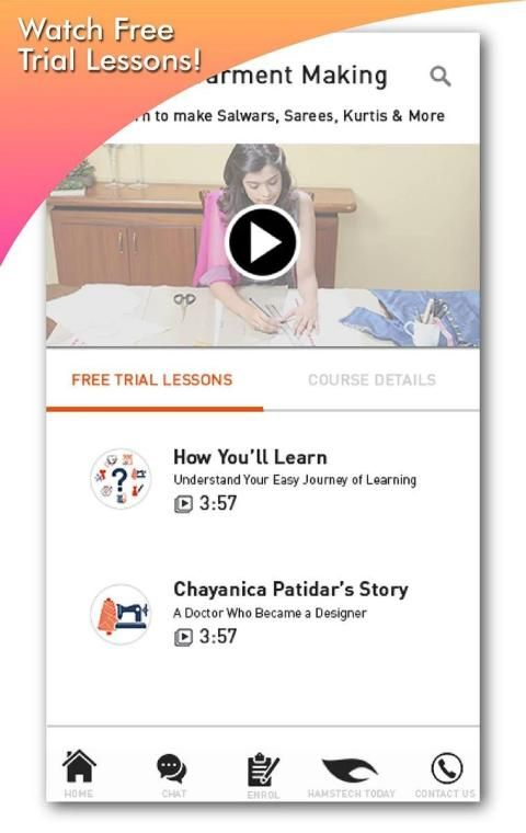 Learn Govt-Recognised Fashion Courses at Home Now! screenshot 11