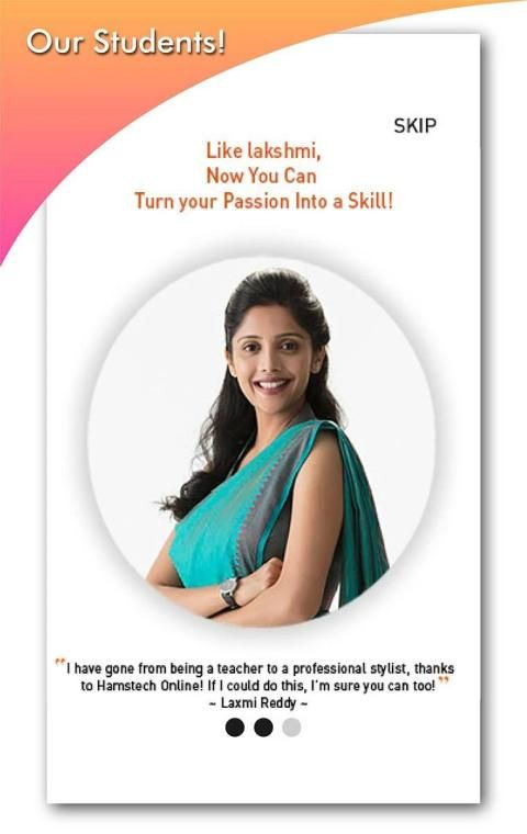 Learn Govt-Recognised Fashion Courses at Home Now! screenshot 6