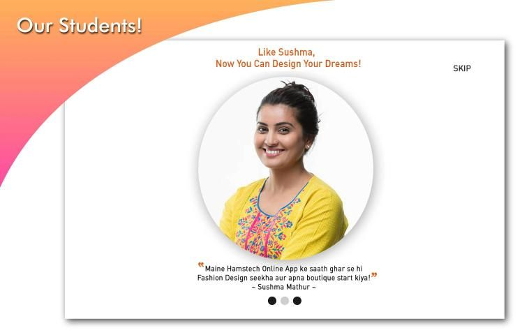 Learn Govt-Recognised Fashion Courses at Home Now! screenshot 3