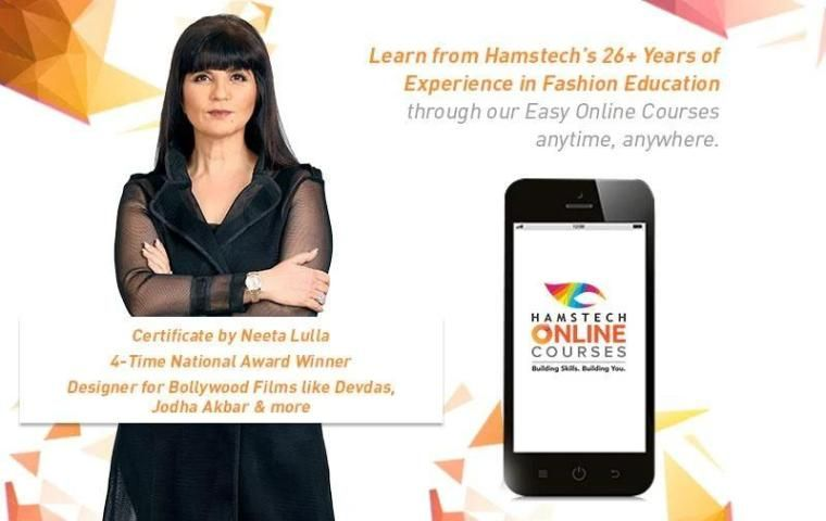 Learn Govt-Recognised Fashion Courses at Home Now! screenshot 5
