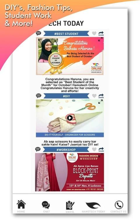 Learn Govt-Recognised Fashion Courses at Home Now! screenshot 9