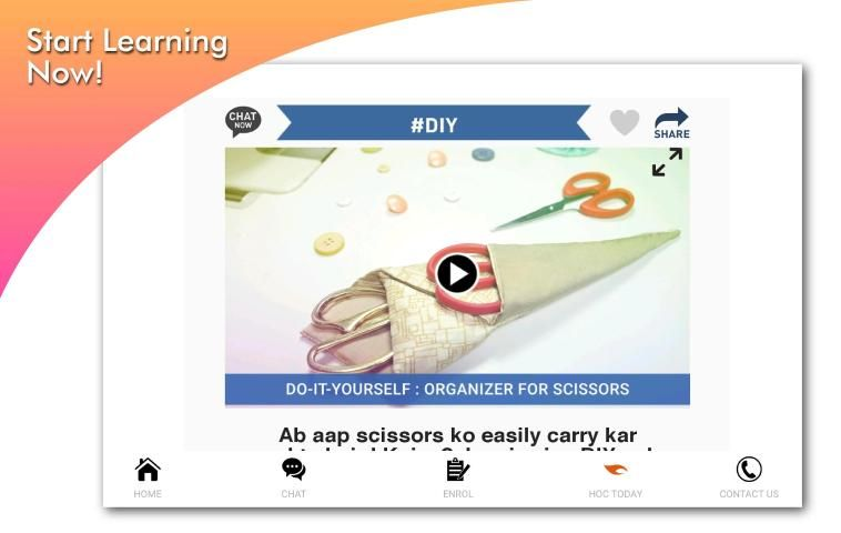 Learn Govt-Recognised Fashion Courses at Home Now! screenshot 1