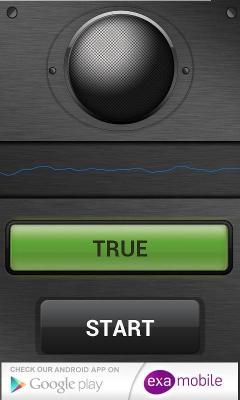 Voice Lie Detector Prank screenshot 7