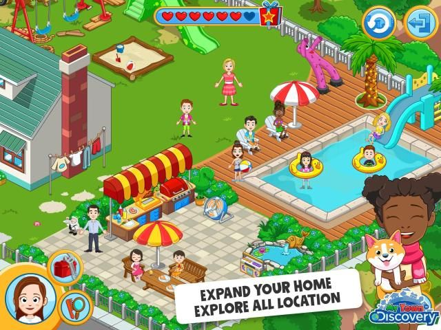 My Town : Discovery Pretend Play स्क्रीनशॉट 9