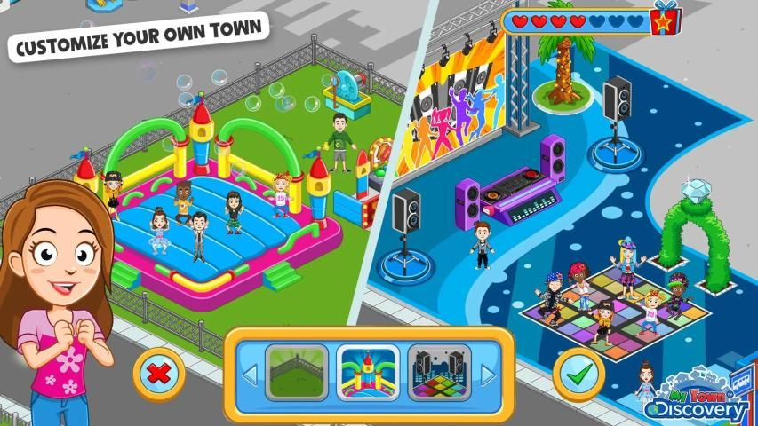 My Town : Discovery Pretend Play स्क्रीनशॉट 2