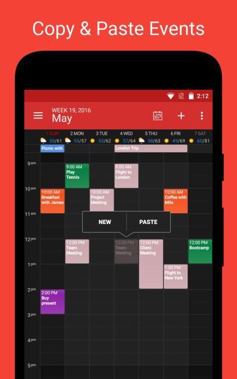 DigiCal Calendar Agenda screenshot 22
