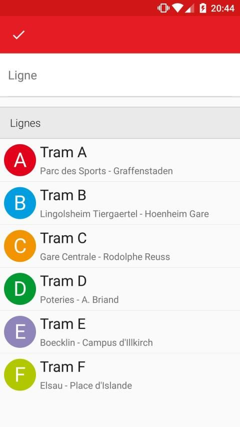 Hopla - Transports Strasbourg screenshot 4