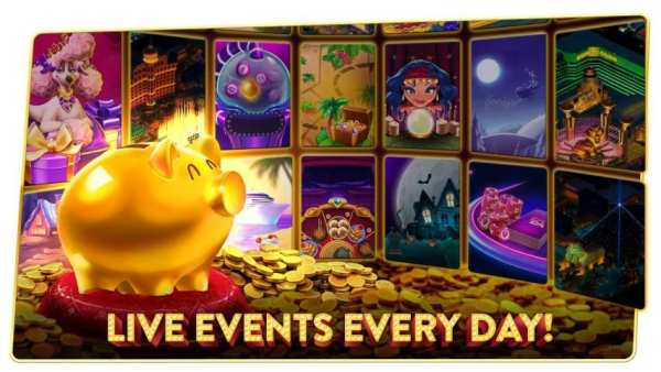 POP! Slots ™- Free Vegas Casino Slot Machine Games screenshot 10