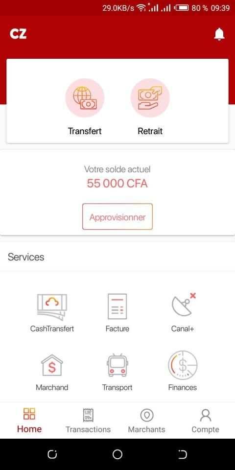 CashZone screenshot 2