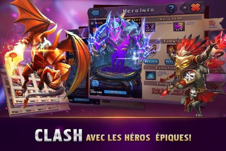Clash of Lords 2: Clash Divin screenshot 3