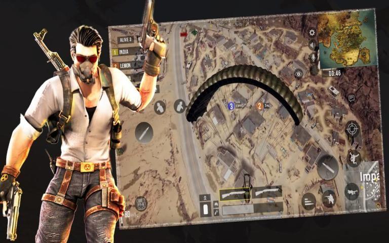 Critical Squad Free Fire Battle Royale 3D 5 تصوير الشاشة