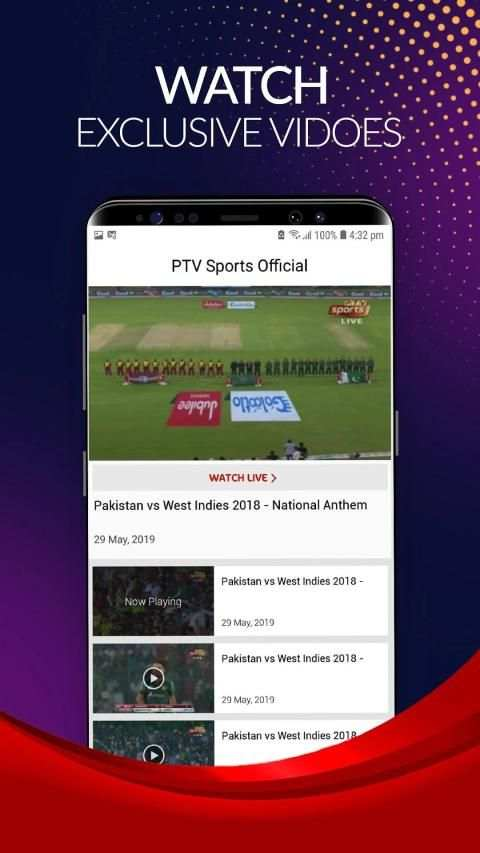 PTV Sports Live Official: Free HD Stream ICC WC 19 screenshot 2
