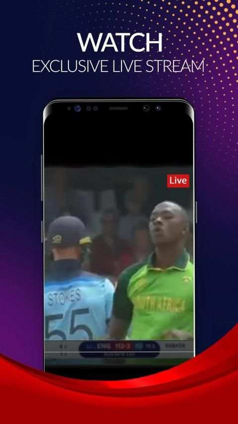 PTV Sports Live Official: Free HD Stream ICC WC 19 screenshot 3