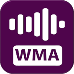 WMA player for android أيقونة