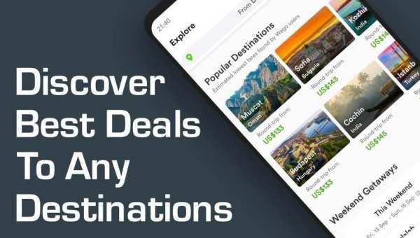 Wego Flights, Hotels, Travel Deals Booking App screenshot 29
