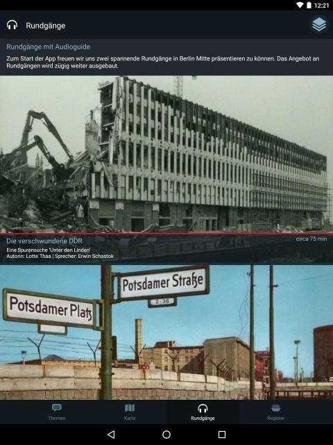 berlinHistory - Berlin history by location screenshot 2