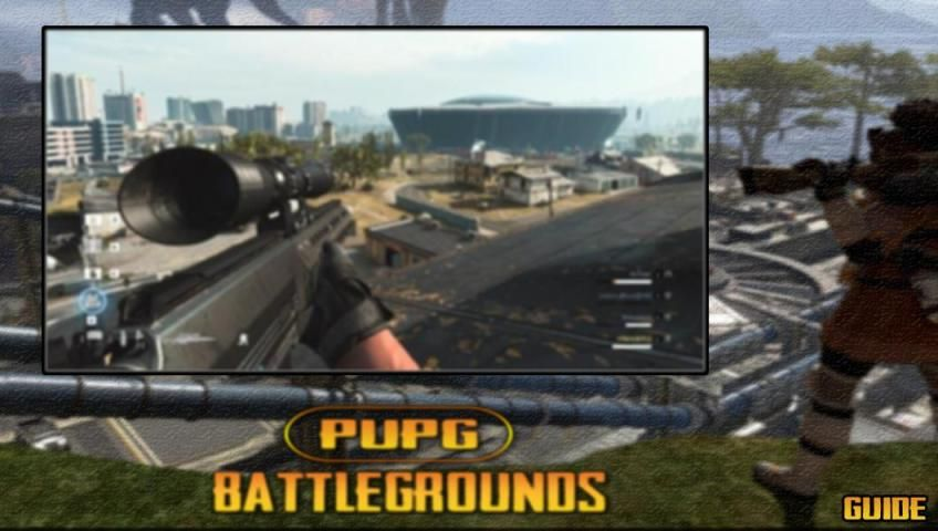Guide for PUPG pro 2019 screenshot 3