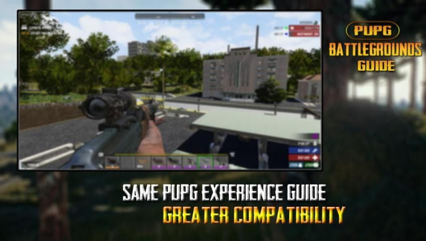 Guide for PUPG pro 2019 screenshot 1
