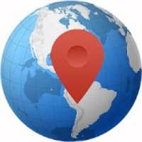 GPS Track أيقونة