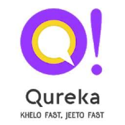 Qureka: Live Quiz Show & Brain Games | Win Cash