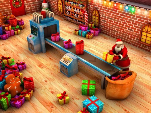 Santa Christmas Escape Mission screenshot 9