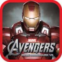 The Avengers-Iron Man Mark VII on 9Apps