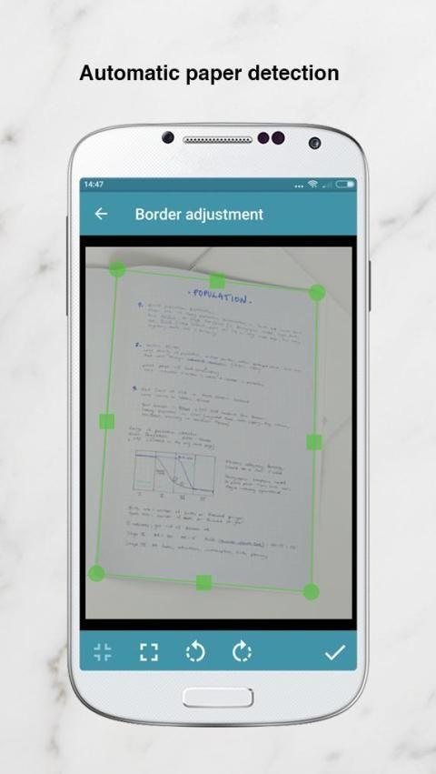 Notebloc PDF Scanner App - Scan, save & share screenshot 20