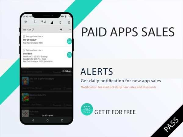 Paid Apps Free - Apps Gone Free For Limited Time screenshot 3