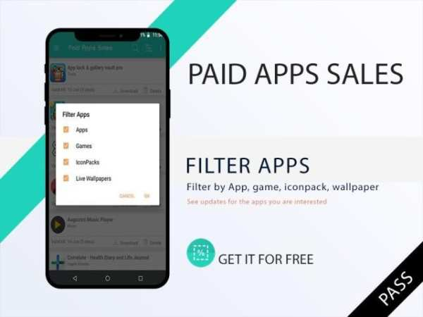 Paid Apps Free - Apps Gone Free For Limited Time screenshot 2