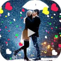 Heart Photo Effect Video Maker icon