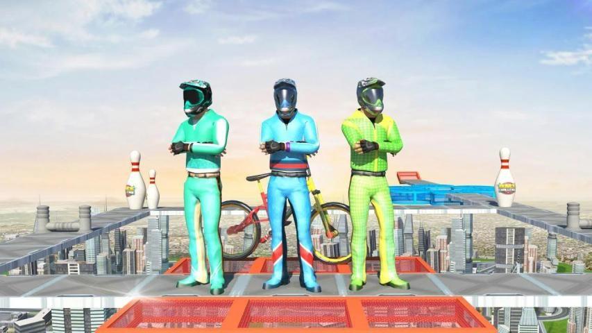 BMX Challenge screenshot 7