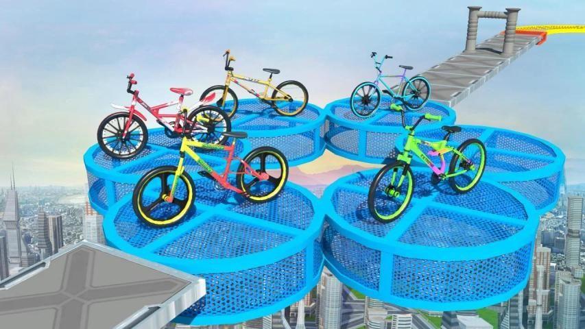 BMX Challenge screenshot 3