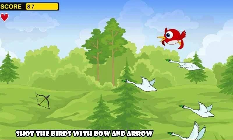 Birds hunting screenshot 3