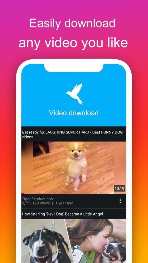 Tube Video Downloader 2020 & Free Downloader App screenshot 2